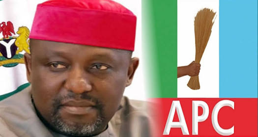 Okorocha to South-East Govs: Join APC now to retain your position come 2019