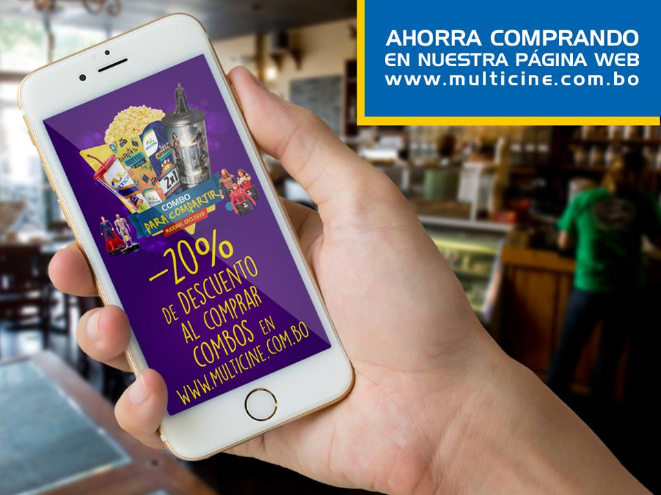cartelera multicine bolivia ventas online