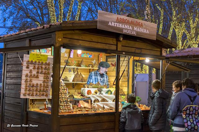 Mercado Navidad en Arenal, Bilbao por El Guisante Verde Project