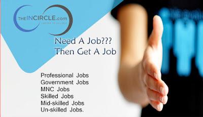 Unskilled Jobs