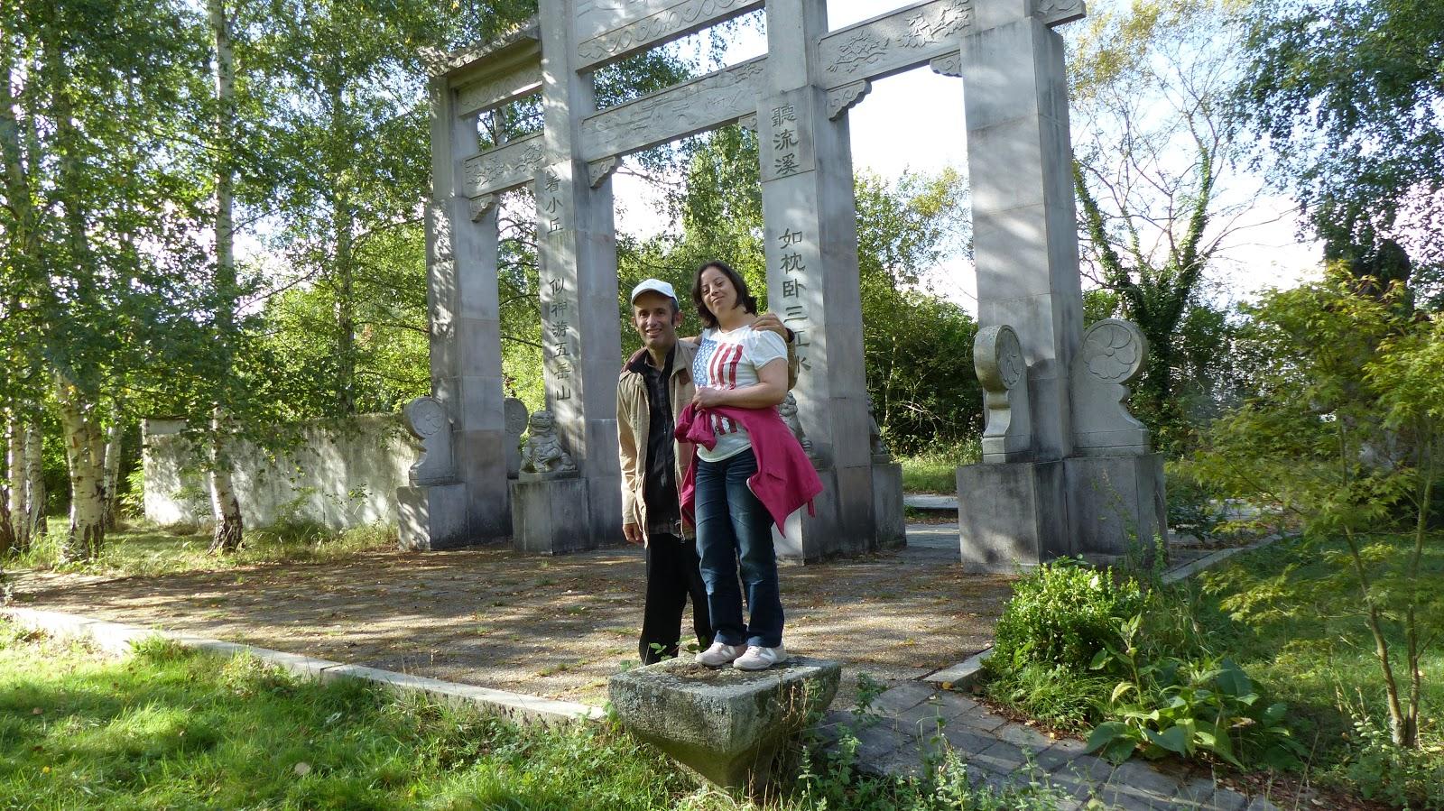 Club amiti partage weekend dans les yvelines for Promenade dans les yvelines