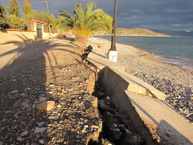 Άλλη Πρόταση: Με τον πρώτο νοτιά - Τελικά δεν κάναμε λάθος για την παραλία της Πλάκας