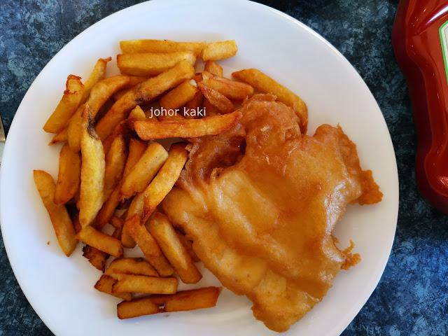 Kingsway Fish & Chips @ Etobicoke, Toronto, Canada