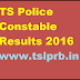 TS Police Constable Results 2016 www.tslprb.in