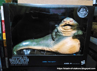 the black series jabba the hutt in box