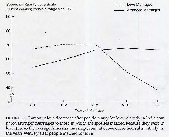 disagree arranged marriage I would actually disagree with the general idea of this question, that somehow love marriages are superior to arranged marriages if we think about this topic sociologically, love marriages .