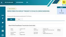 Lowongan Kerja BUMN 2018 - PT PLN (Persero) 13 - 25 Agustus 2018