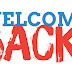 Welcome Back 2016-2017!