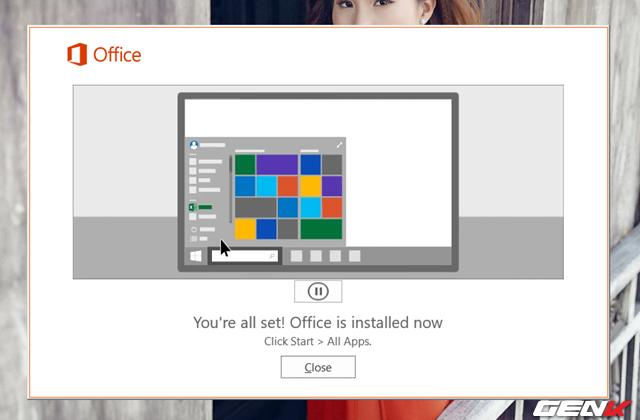 Tải và trải nghiệm Microsoft Office 2019 - quá tuyệt các bạn nhé
