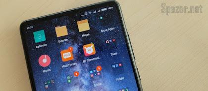 Spek harga Xiaomi Mi Mix 2