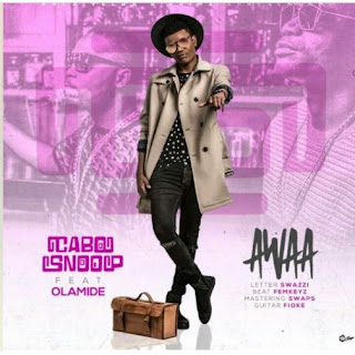Cabo Snoop Ft. Olamide - Awaa Audio