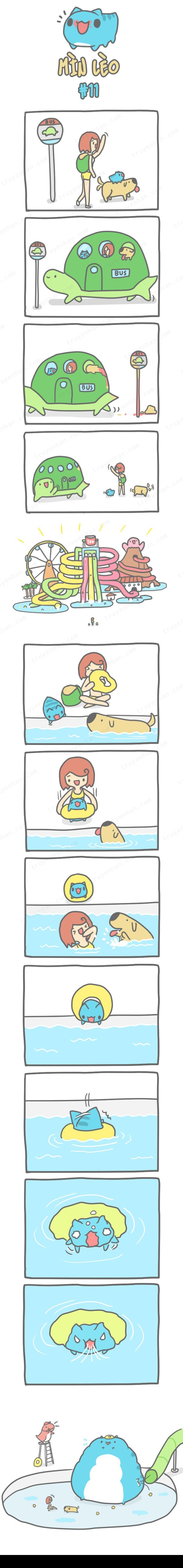 Truyện Mìn Lèo #11