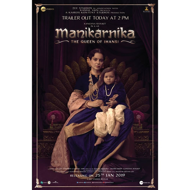 Manikarnika: The Queen of Jhansi Photos