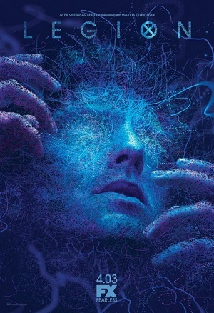 Legion - 2ª Temporada Legendada Torrent 2018  1080p 720p Bluray FullHD HD HDTV