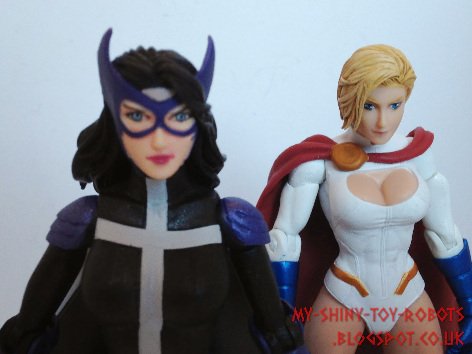 DC Collectibles Huntress & Power Girl 2-pack