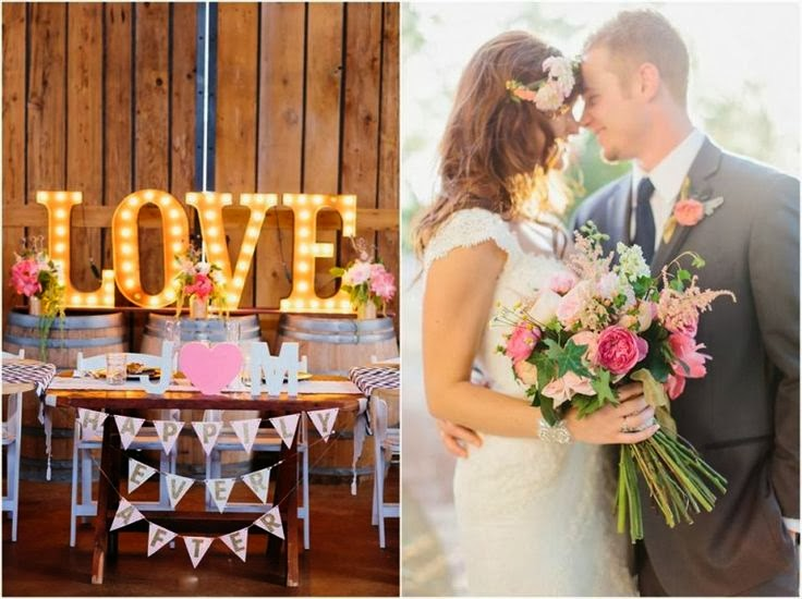 Ruche Wedding Wednesday Creative Lighting Ideas: All My Heart Occasions: 2014 Trends To Pay Attention To