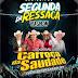 CD AO VIVO LUXUOSA CARROÇA DA SAUDADE - VIA SHOW 25-02-2019  DJ TOM MAXIMO