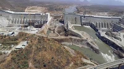 مسئول إثيوبي رفيع المستوى, اختلاس ملايين الدولارات من مشروع سد النهضة,