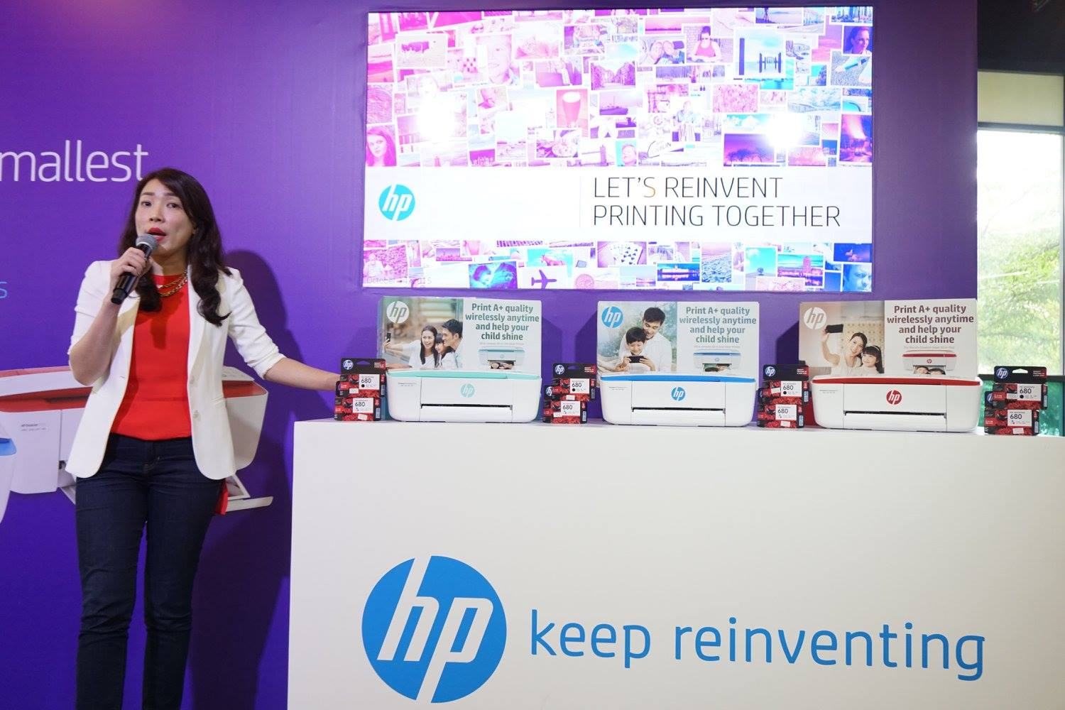 My Moms Best Hp Deskjet Ink Advantage 3775 All In One Series Printer Kym Lim Managing Director Pps Sales Sdn Bhd