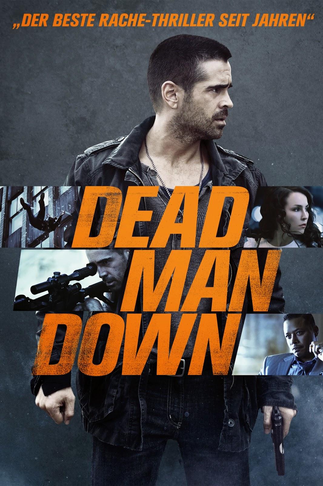 Dead Man Down แค้นได้ตายไม่เป็น [HD][พากย์ไทย]