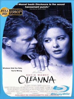Oleanna (1994)HD [1080P]latino[GoogleDrive] DizonHD