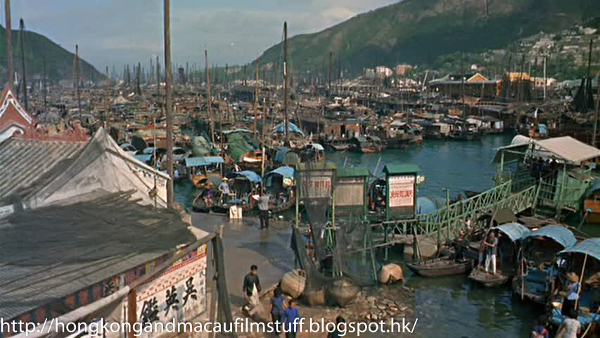 Hong Kong (& Macau) Film Stuff: The World of Suzie Wong