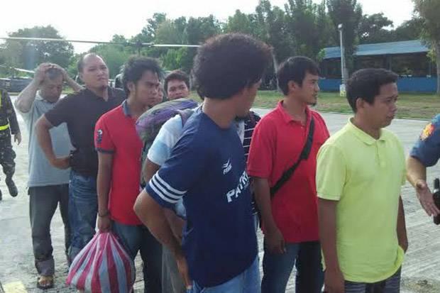 Jendral TNI Klaim Pembebasan 10 WNI Tanpa Uang Tebusan