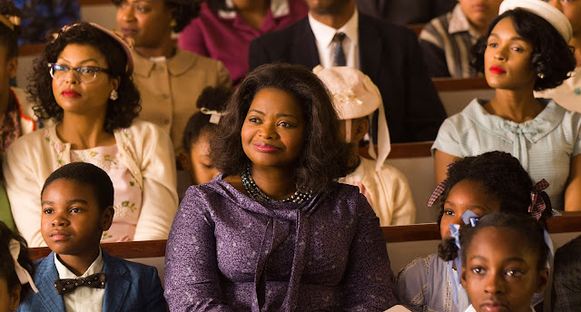 Taraji P. Henson Octavia Spencer Janelle Monáe | Margot Lee Shetterly Theodore Melfi | Hidden Figures