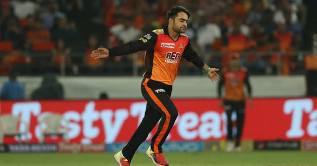 Rashid Khan Top 5 Bowling Performances of the IPL 2018