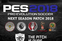 Download Patch PES 2017 Terbaru Next Season Patch 2019 v4.0