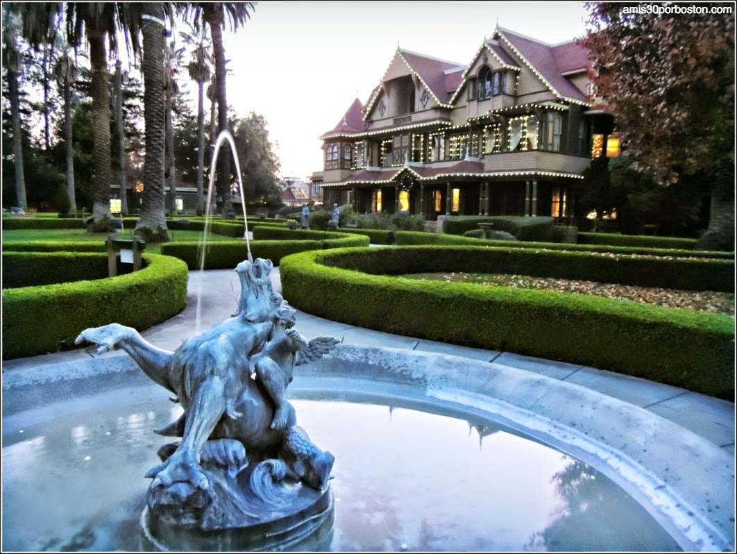 Winchester mystery house san jos california for Casa de eventos la mansion sabanalarga