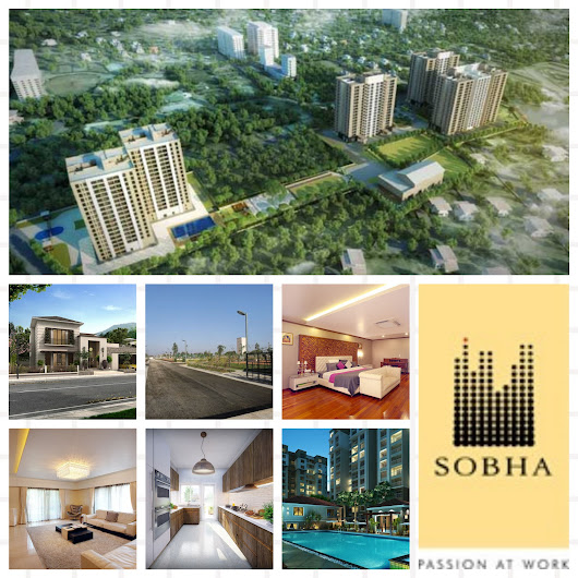 Sobha – Developing Luxury Residential Apartments, Homes, Villas, Plots in IT City Bangalore