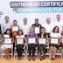 Mauricio Vila encabezó la entrega de certificados de Capacitación Turística 2016-2017