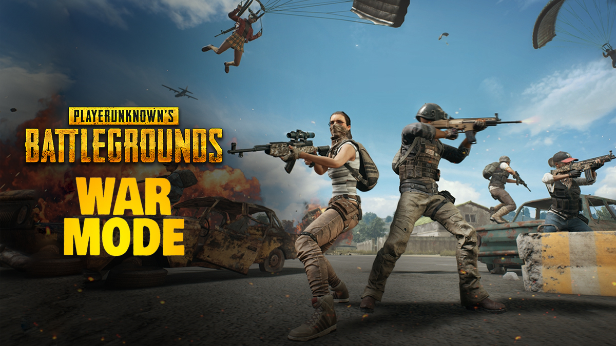 Pubg Mobile 0 7 0 Update New War Mode Clan System And More Top