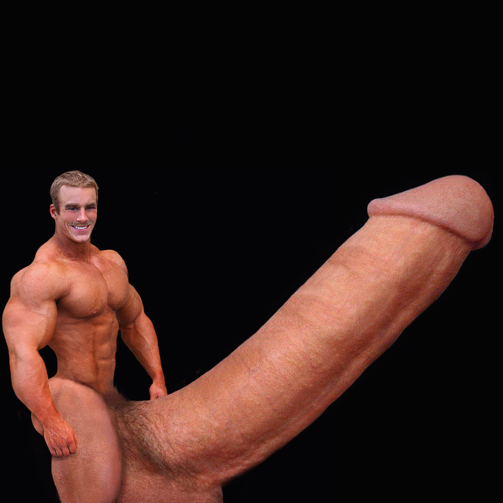 Video of the biggest penis
