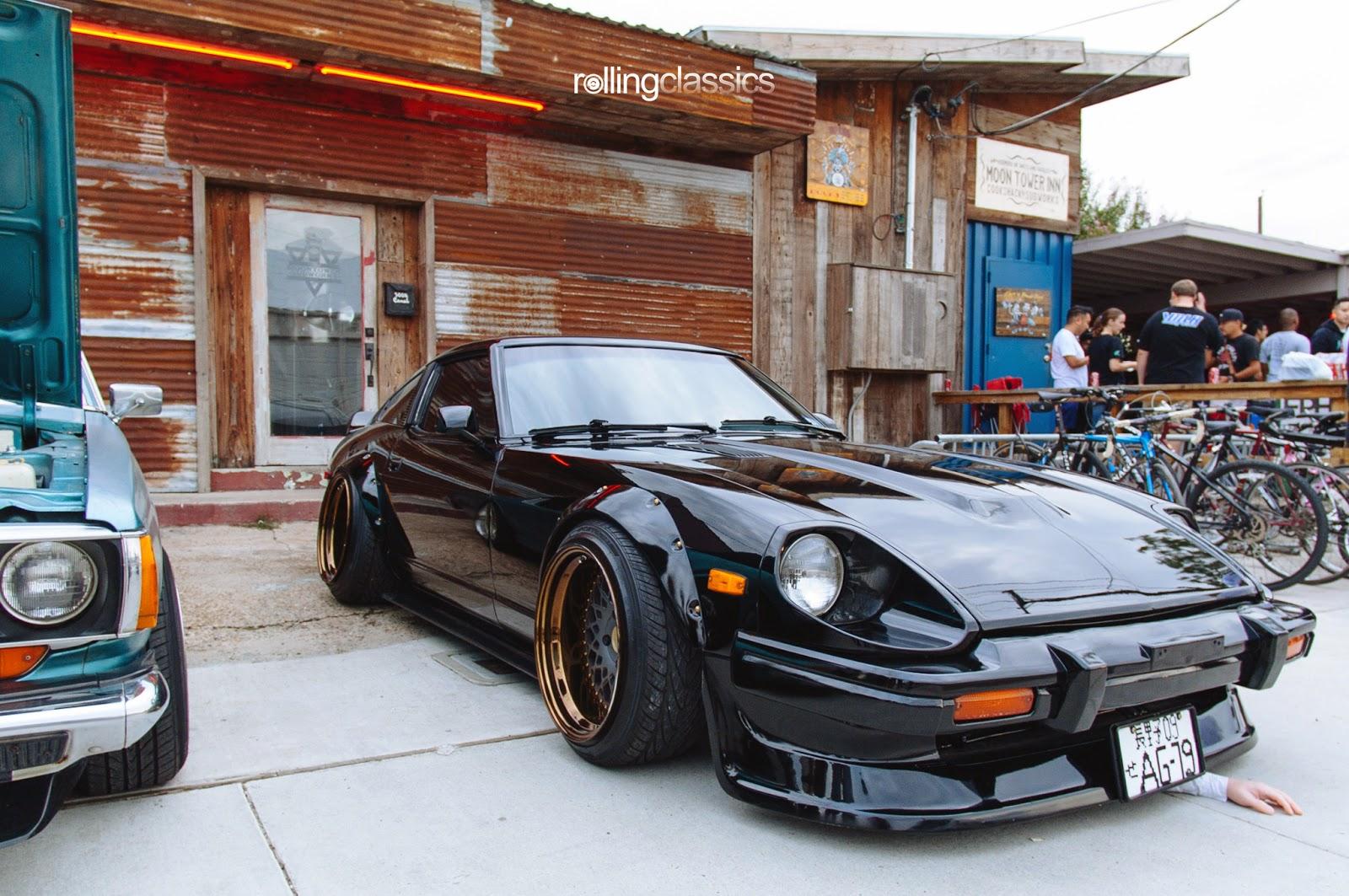Rolling Classics: Japanese Nostalgic Car Meet