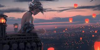 20 Hình nền Anime full HD đẹp cho máy tính