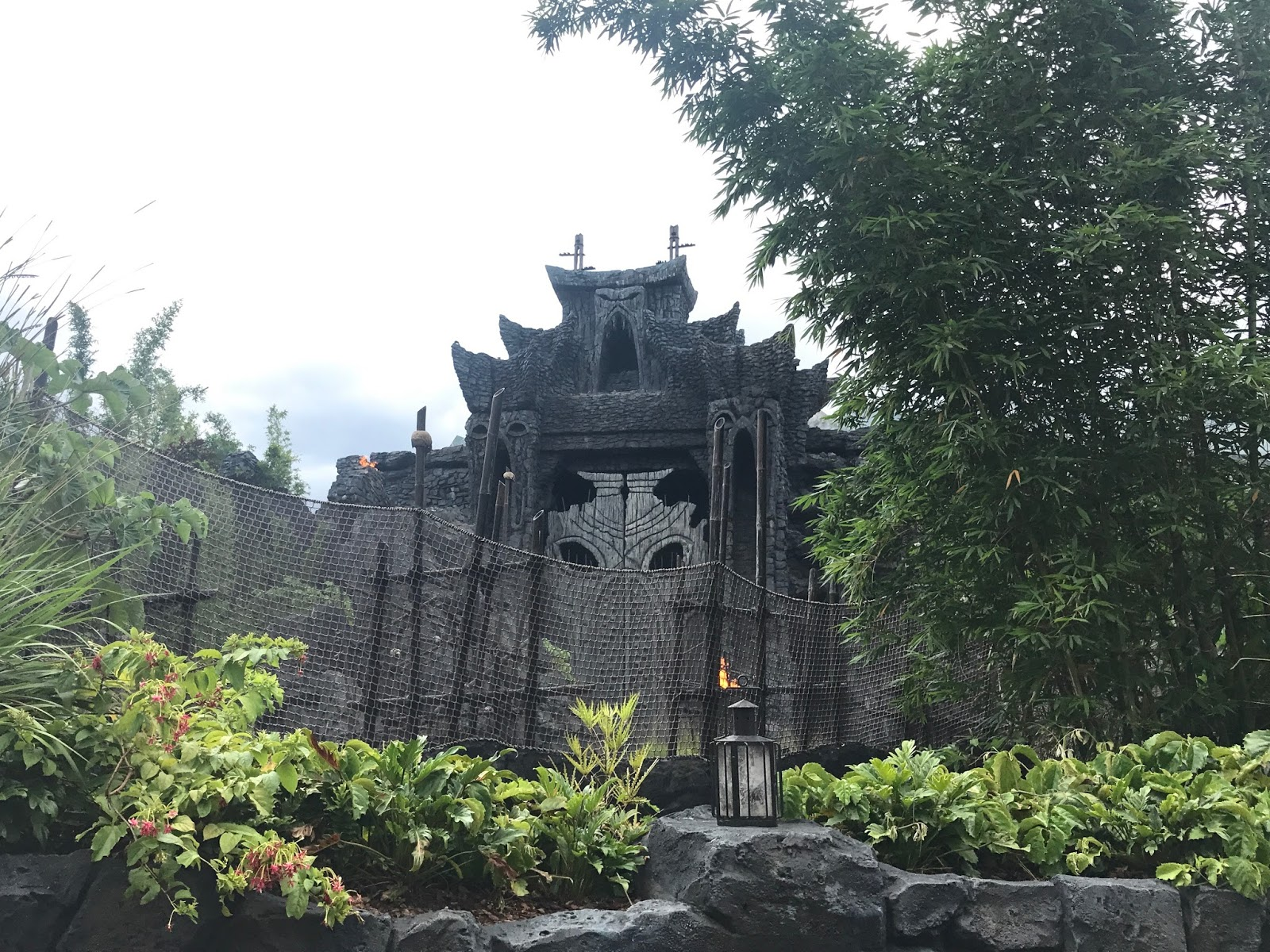 Islands of Adventure | Skull Island: Reign of Kong