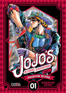JOJO'S BIZARRE ADVENTURE Phantom Blood #1