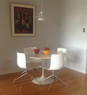 Ome Design Decor And Renovation Renovor H - Saarinen table white laminate