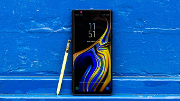 Your buying guide for the best phones in 2018 : Samsung Galaxy Note 9