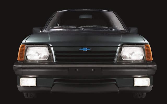 Chevrolet Monza SL/E 1989