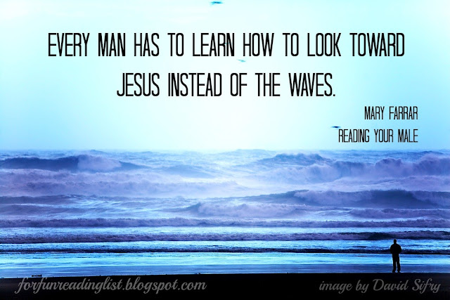Every man has to learn to look toward Jesus