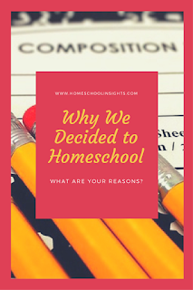 Homeschool banner