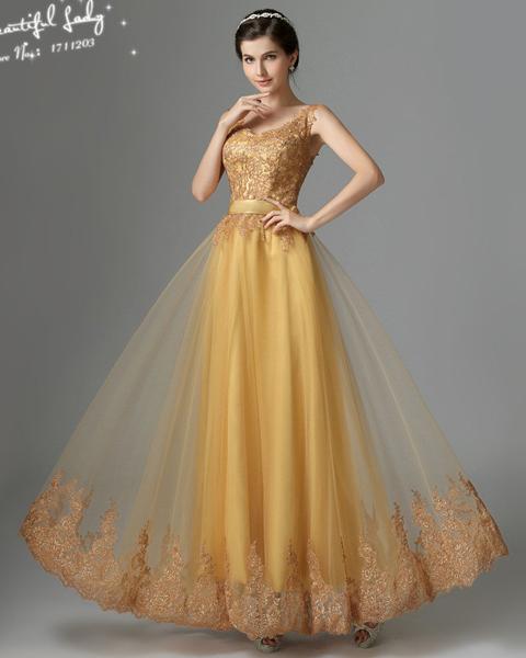 Model Baju Pesta Dari Kain Brokat Renda Dan Sifon Fashion Tren