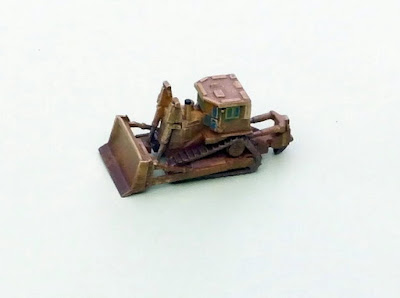 Armored Dozer Doobi 1/144