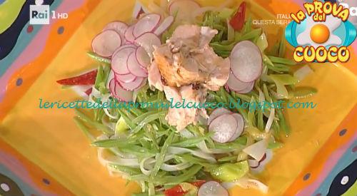 Noodles con salmone ricetta Shoda da Prova del Cuoco