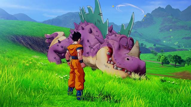 Dragon Ball Z: Kakarot New Screenshots Show Off Gohan, Trunks, Goten, and Android 18