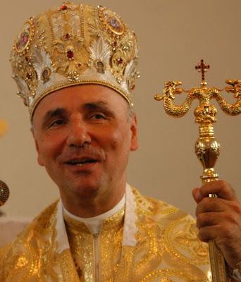 Dom Virgil Bercea, bispo de Oradea, Romenia