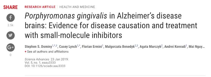 Nuevos estudios sobre el origen de la enfermedad de Alzheimer